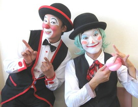 Clown Marco&Syrup マルコ&シロップ